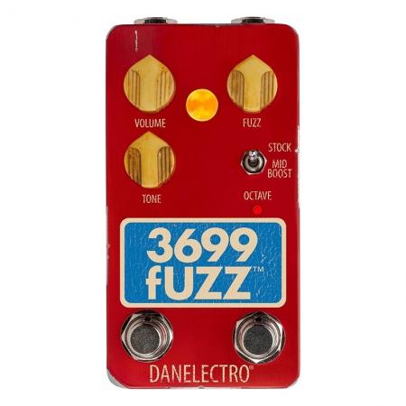 Danelectro 3699 Fuzz/Octaver