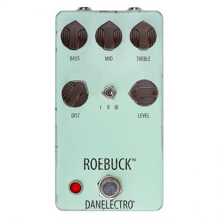 Danelectro Roebuck Distortion