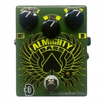 Daredevil Debuts Almighty Bass Fuzz