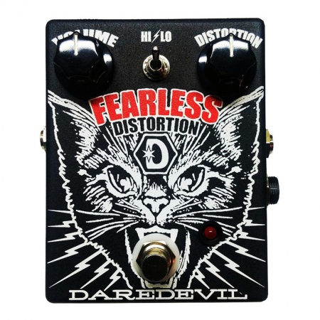 Daredevil Fearless Distortion