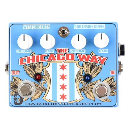 Daredevil The Chicago Way Overdrive/Fuzz