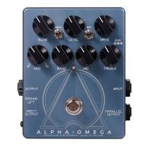 Darkglass Alpha Omega Bass Preamp/Overdrive