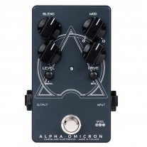 Darkglass Alpha Omicron Bass Preamp/Overdrive