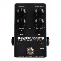 Darkglass Harmonic Booster Clean Bass Preamp