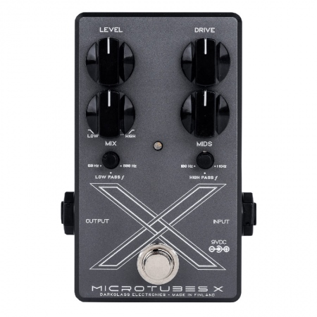 Darkglass Microtubes X Bass Overdrive