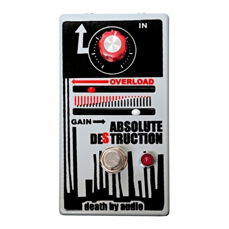 Death By Audio Absolute Destruction Fuzz