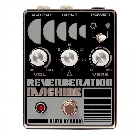 Death By Audio Reverberation Machine Reverb