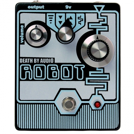 Death By Audio Robot Fuzz