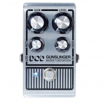 DigiTech DOD Gunslinger MOSFET Distortion