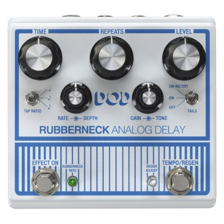 DigiTech DOD Rubberneck Analog Delay