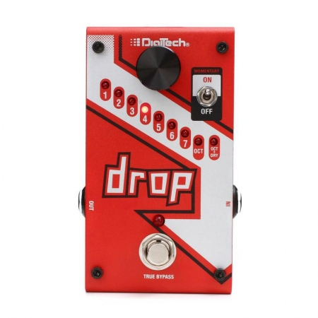 DigiTech The Drop Polyphonic Drop Tune Pitch-Shift