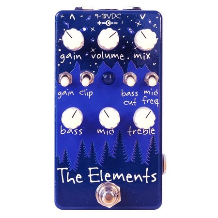 Dr. Scientist The Elements Overdrive/Distortion