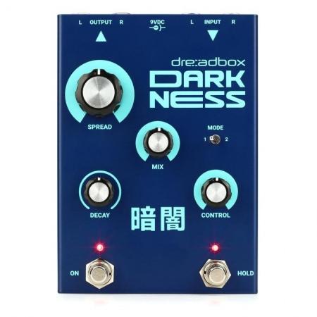 Dreadbox Darkness Digital Stereo Reverb