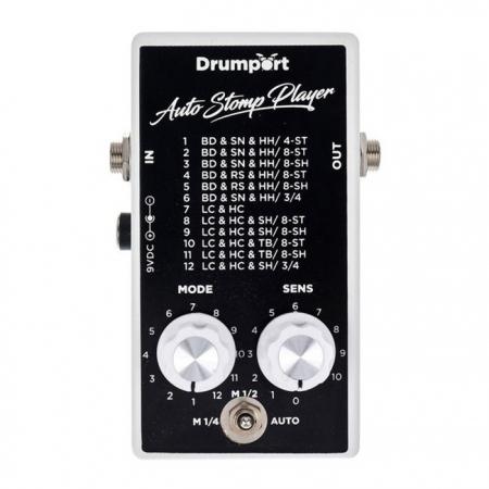 Drumport StompTech Auto Stomp Player MK2