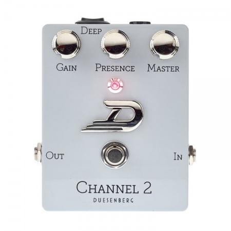 Duesenberg Channel 2 Overdrive/Distortion