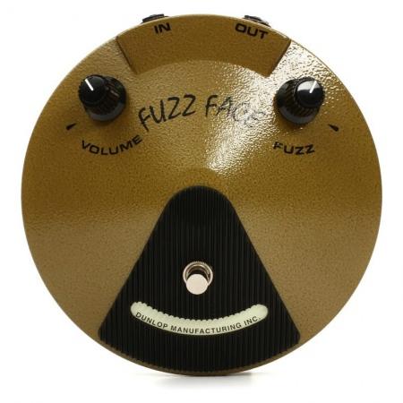 Dunlop EJF1 Eric Johnson Fuzz Face Distortion