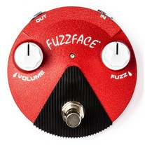 Dunlop FFM6 Fuzz Face Mini Band of Gypsys