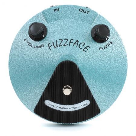 Dunlop JHF1 Jimi Hendrix Fuzz Face Fuzz
