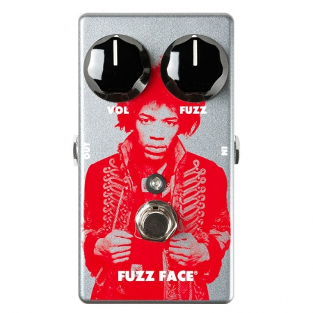 Dunlop JHM5 Jimi Hendrix Fuzz Face Distortion