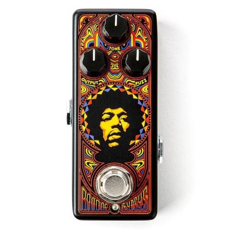 Dunlop JHW4 Jimi Hendrix '69 Psych Band of Gypsys Fuzz
