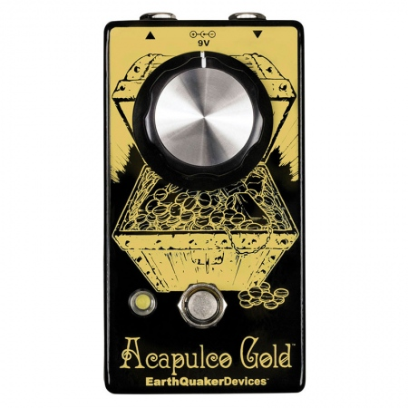 EarthQuaker Devices Acapulco Gold V2 Distortion