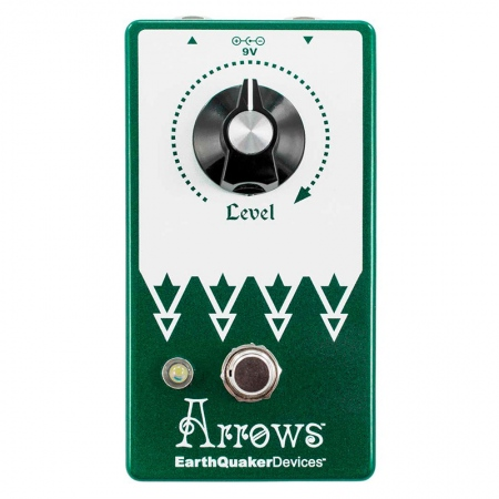 EarthQuaker Devices Arrows V2 Preamp/Booster