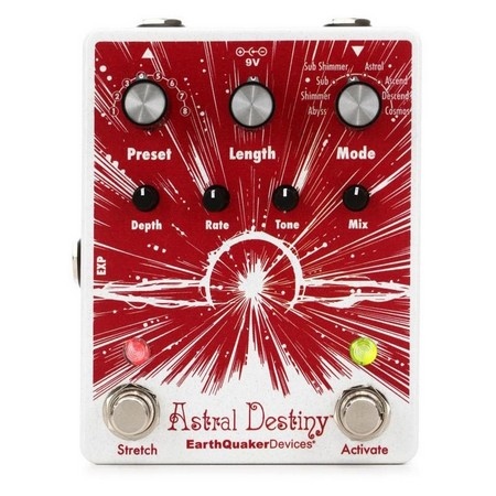 EarthQuaker Devices Astral Destiny Reverb