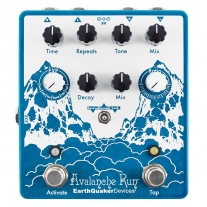 EarthQuaker Devices Avalanche Run V2 Delay/Reverb