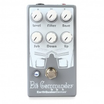 EarthQuaker Devices Bit Commander V2 Synthesizer