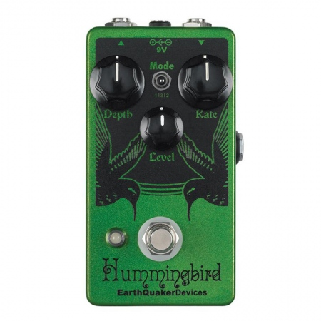 EarthQuaker Devices Hummingbird V4 Repeat Percussions/Tremolo