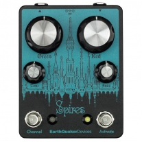 EarthQuaker Devices Spires Nü-Face Double Fuzz