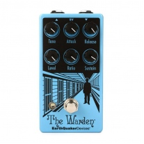 EarthQuaker Devices Warden V2 Optical Compressor