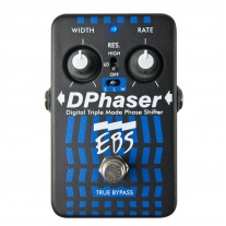 EBS DPhaser Digital Triple Mod Phase Shifter