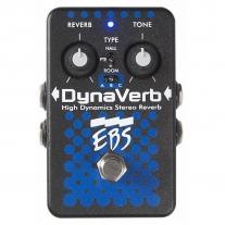 EBS DynaVerb High Dynamics Stereo Reverb