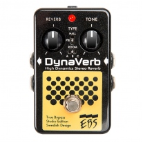 EBS DynaVerb High Dynamics Stereo Reverb Studio Edition