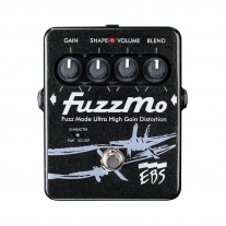 EBS FuzzMo Fuzz Mode Ultra High Gain Distortion