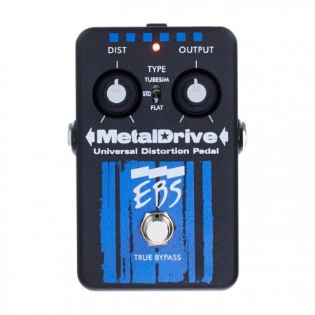 EBS MetalDrive Universal Distortion