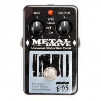 EBS MetalDrive Universal Distortion Studio Edition