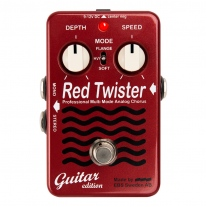 EBS Red Twister Professional Multi Mode Analog Chorus Guitar Edition