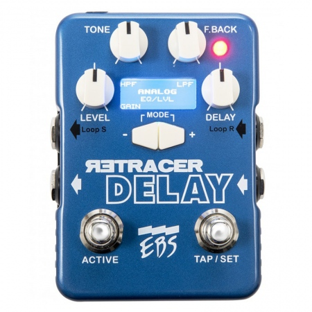 EBS ReTracer Delay Workstation