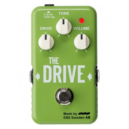 EBS The Drive Boost/Overdrive