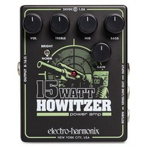 Electro-Harmonix 15Watt Howitzer Amp/Preamp
