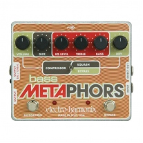 Electro-Harmonix Bass Metaphors Distortion/Compressor