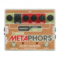 Electro-Harmonix Bass Metaphors Distortion/Compressor