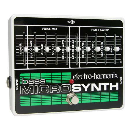 Electro-Harmonix Bass Micro Synthesizer Analog Microsynth