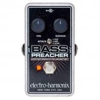 Electro-Harmonix Bass Preacher Compressor/Sustainer
