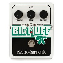 Electro-Harmonix Big Muff Pi Tone Wicker Distortion/Sustainer