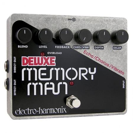 Electro-Harmonix Deluxe Memory Man Analog Delay