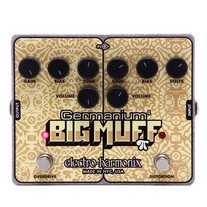 Electro-Harmonix Germanium 4 Big Muff Overdrive/Distortion
