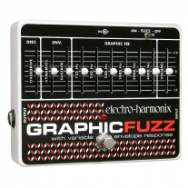 Electro-Harmonix Graphic Fuzz EQ/Distortion/Sustainer